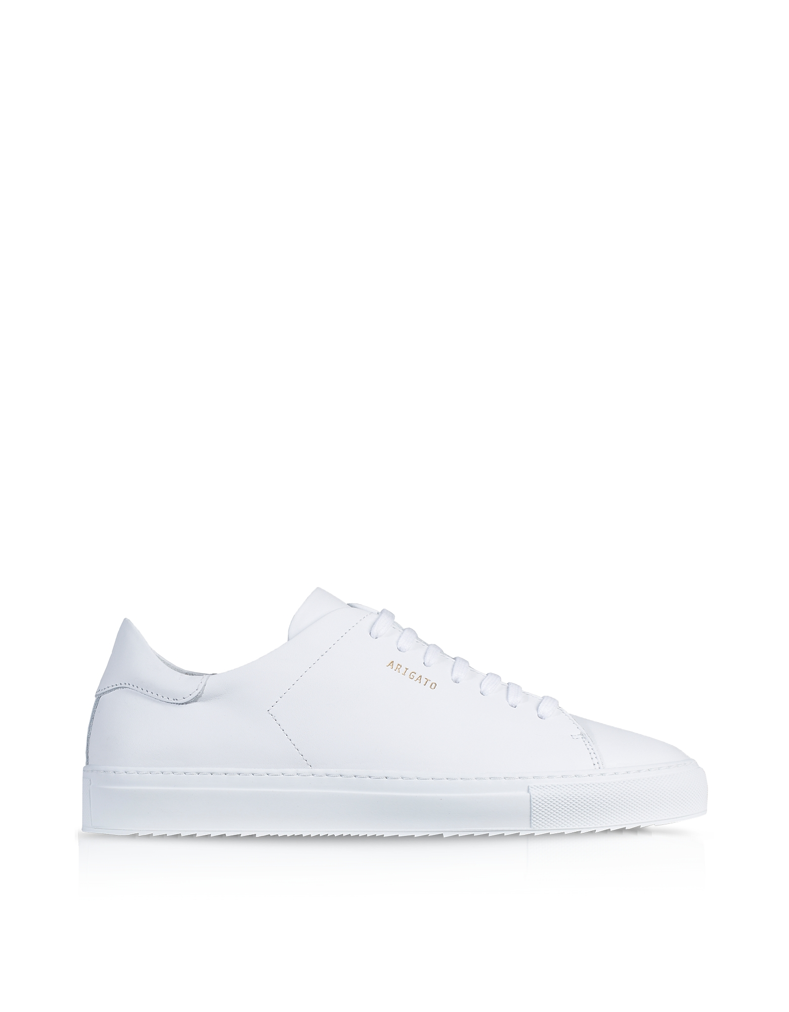 Clean 90 White Leather Men's Sneakers