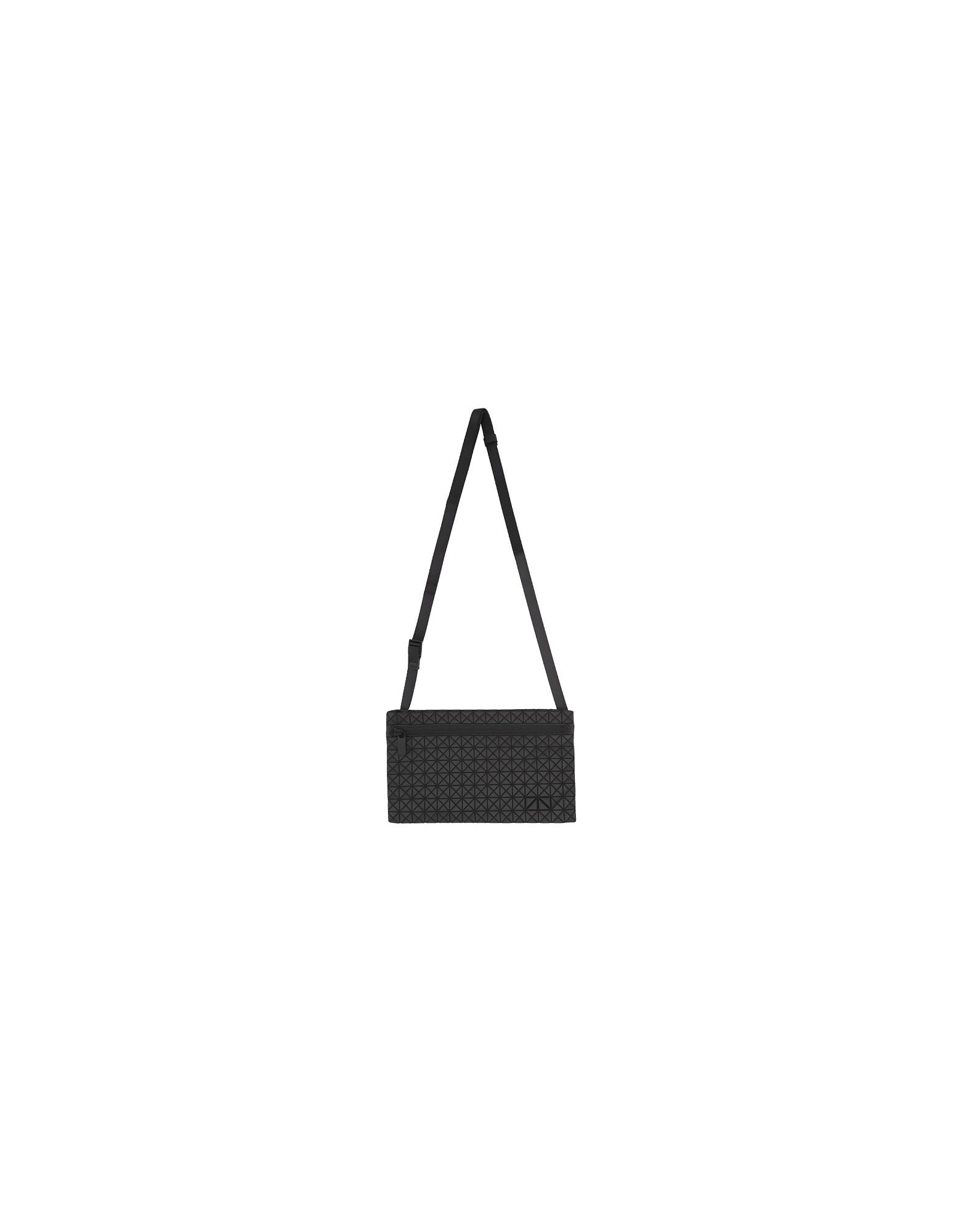 Issey Miyake Designer Handbags, Black Kuro Sash Pouch