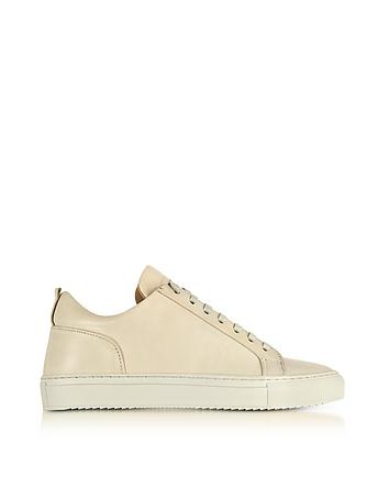 Amalfi Low 1.0 Natural Leather Men's Sneaker