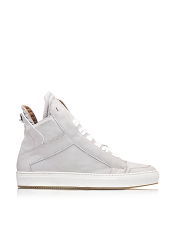 Zeus Upper White Men's Sneaker