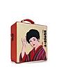 7 Inch Kimono Lady Cotton Handbag - Olympia Le-Tan