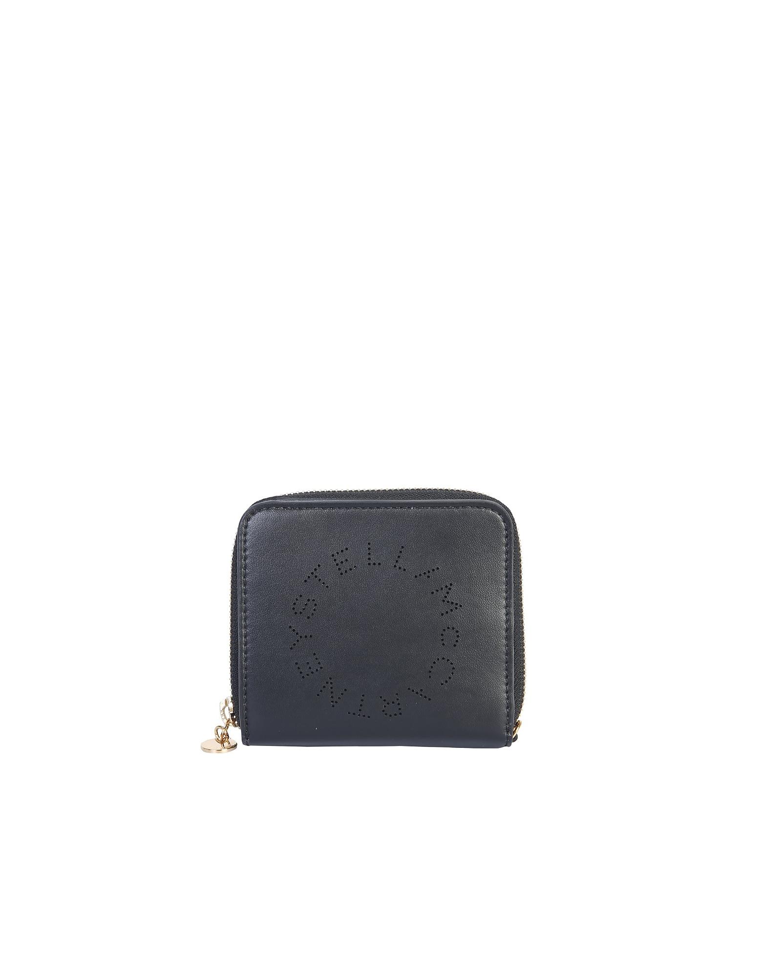 Stella McCartney Designer Wallets, Wallet With Logo