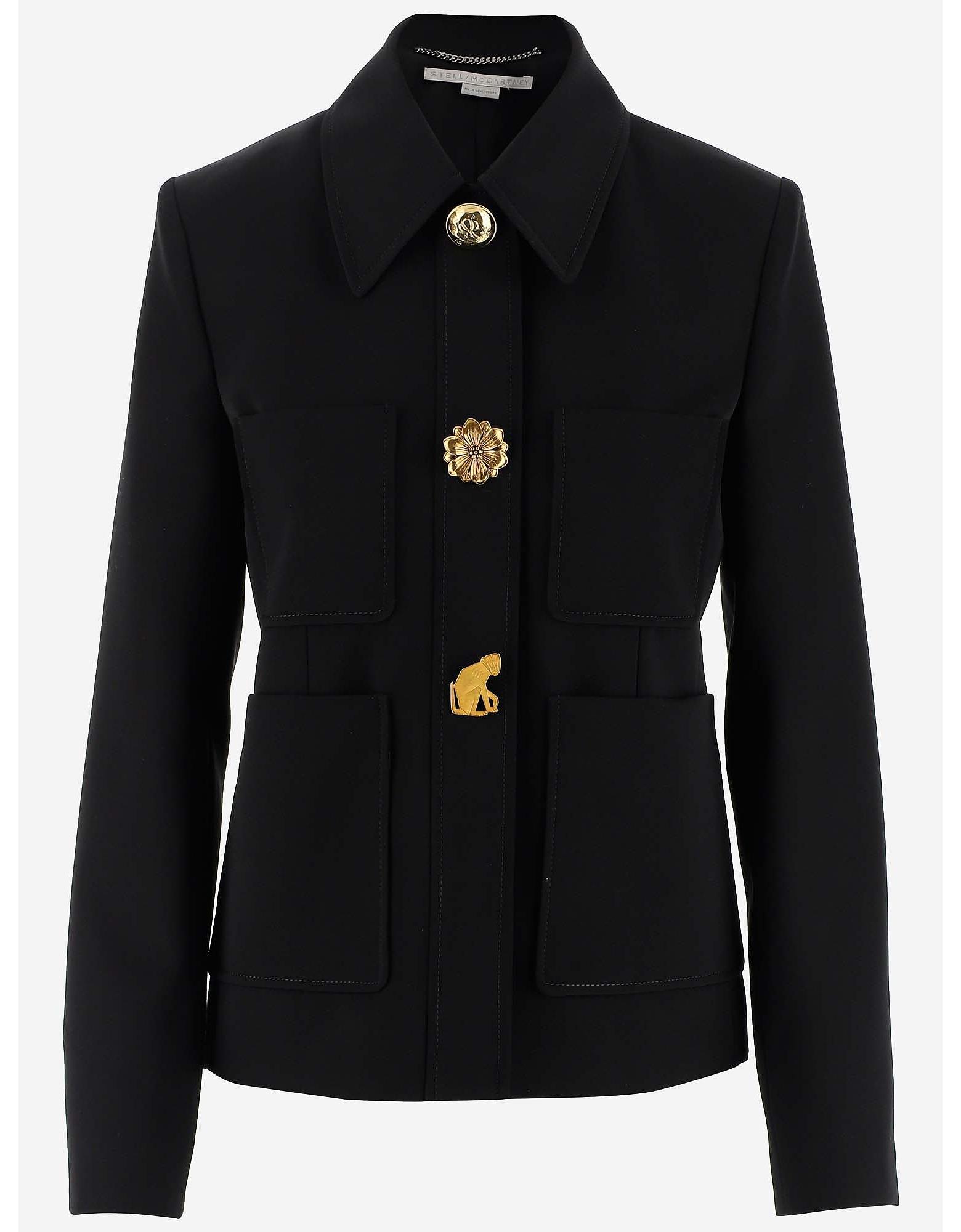 Stella McCartney Designer Coats & Jackets, Women's Blazer