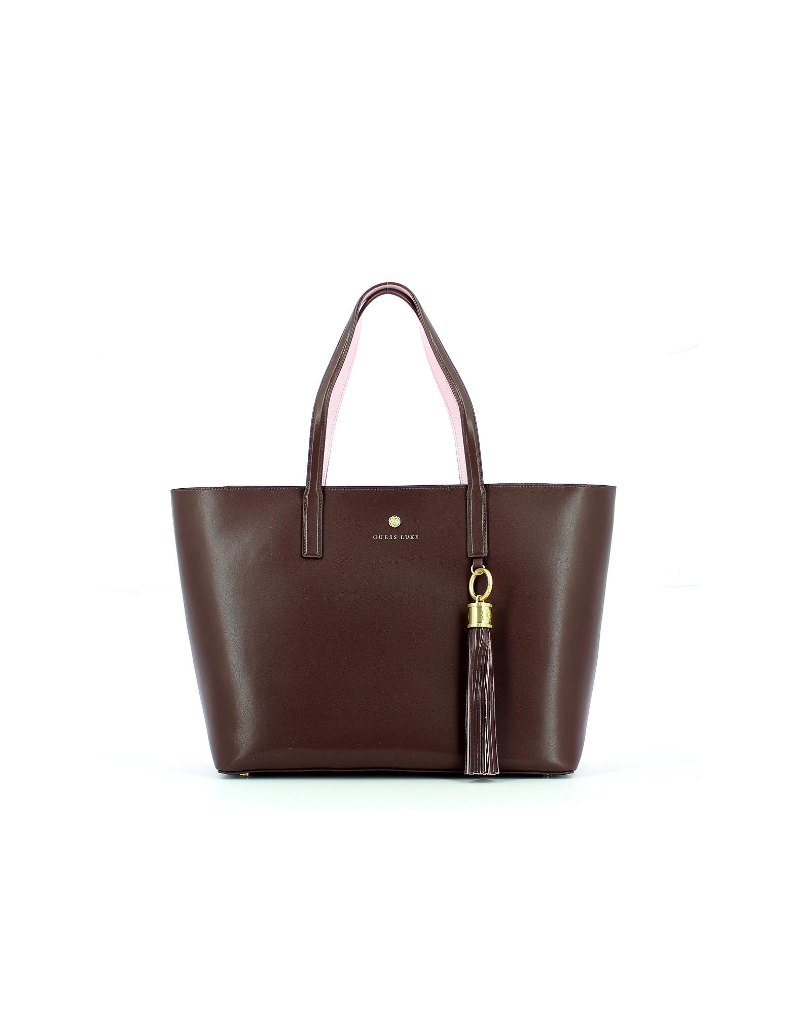 Guess Designer Handbags, Women's Red Bag