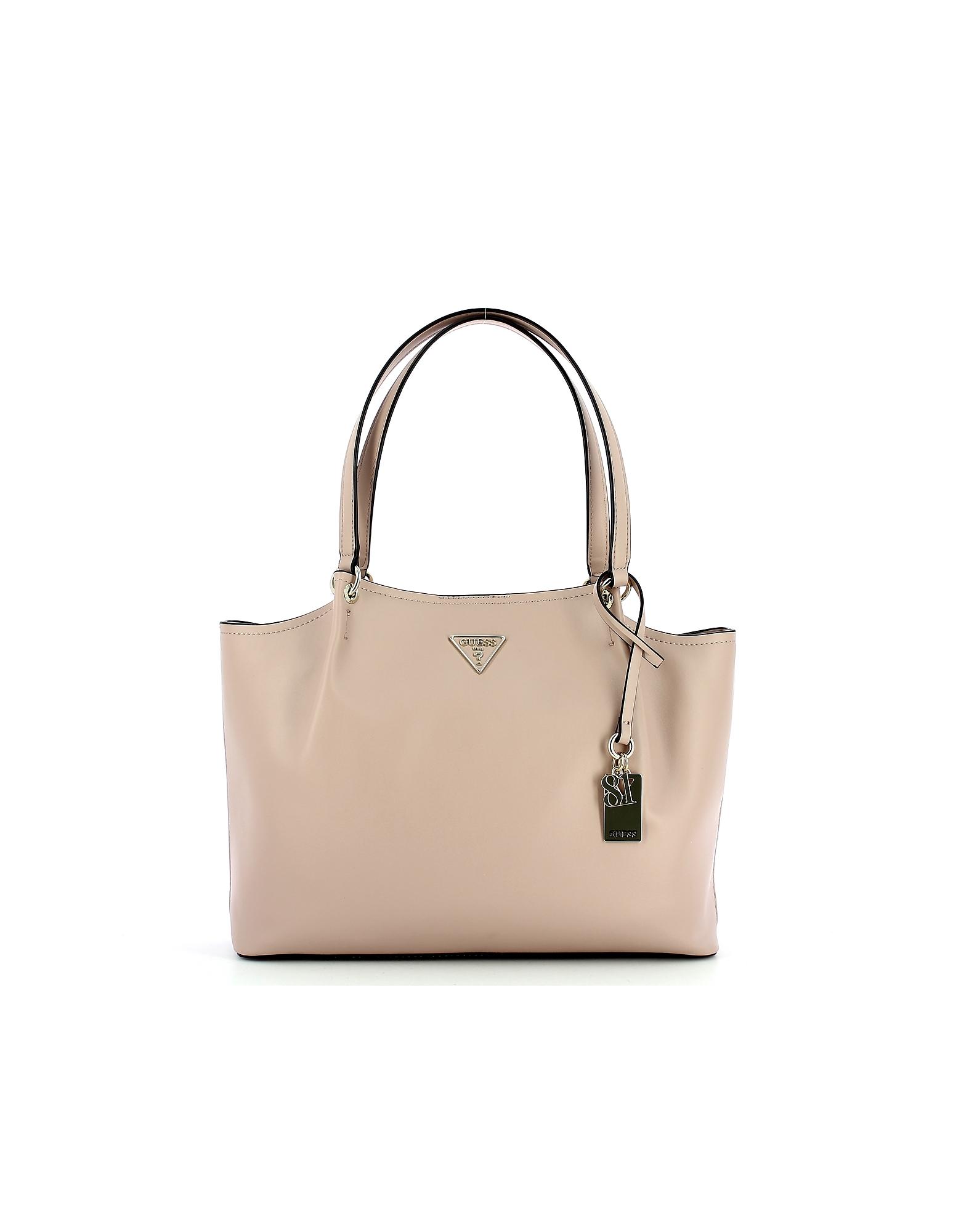 Guess Designer Handbags, Women's Pink Bag