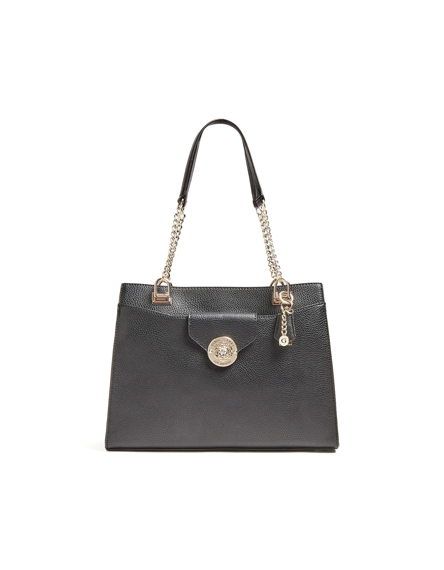 Guess Designer Handbags, Women's Black Bag