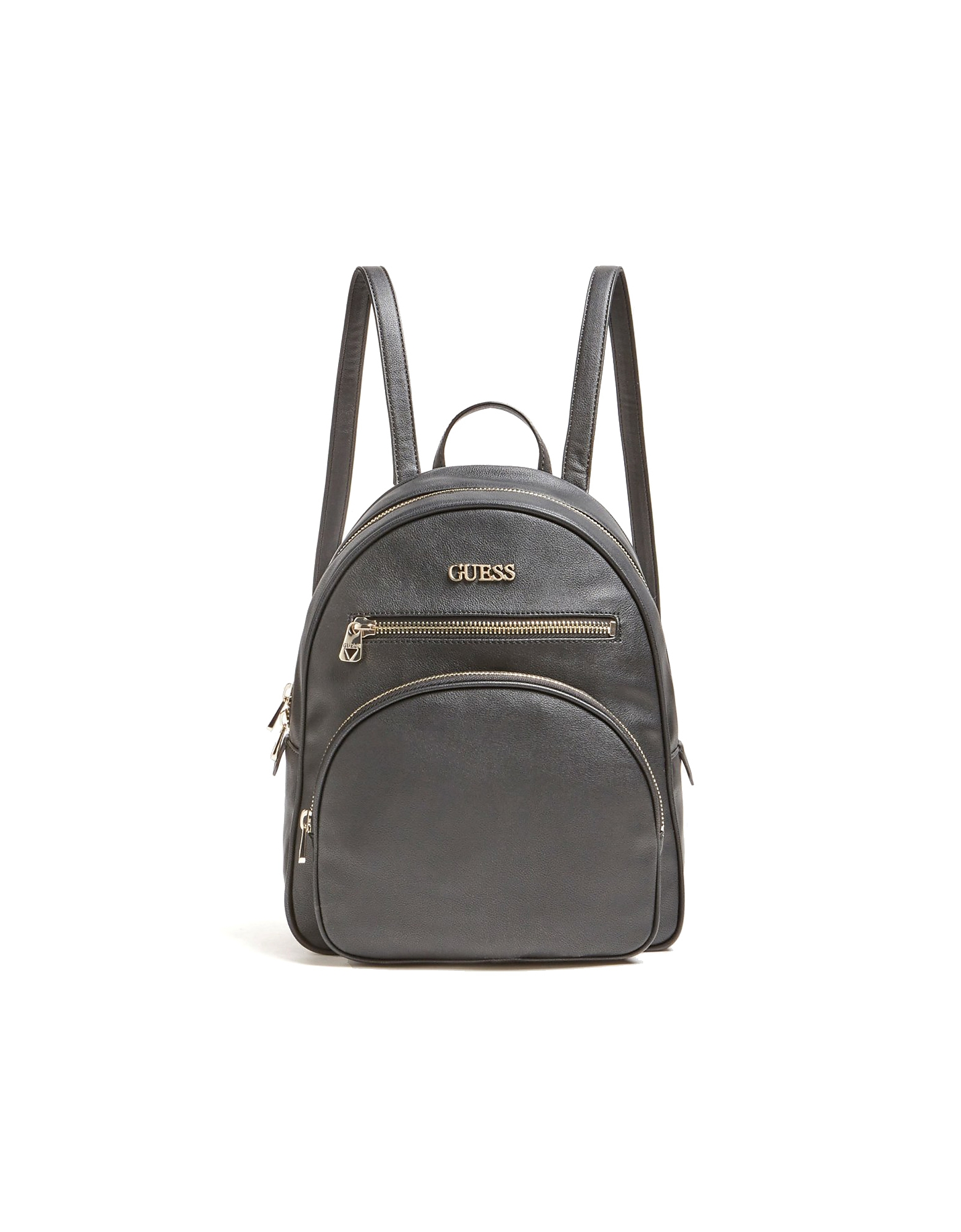 Guess Designer Handbags, Women's Black Backpack