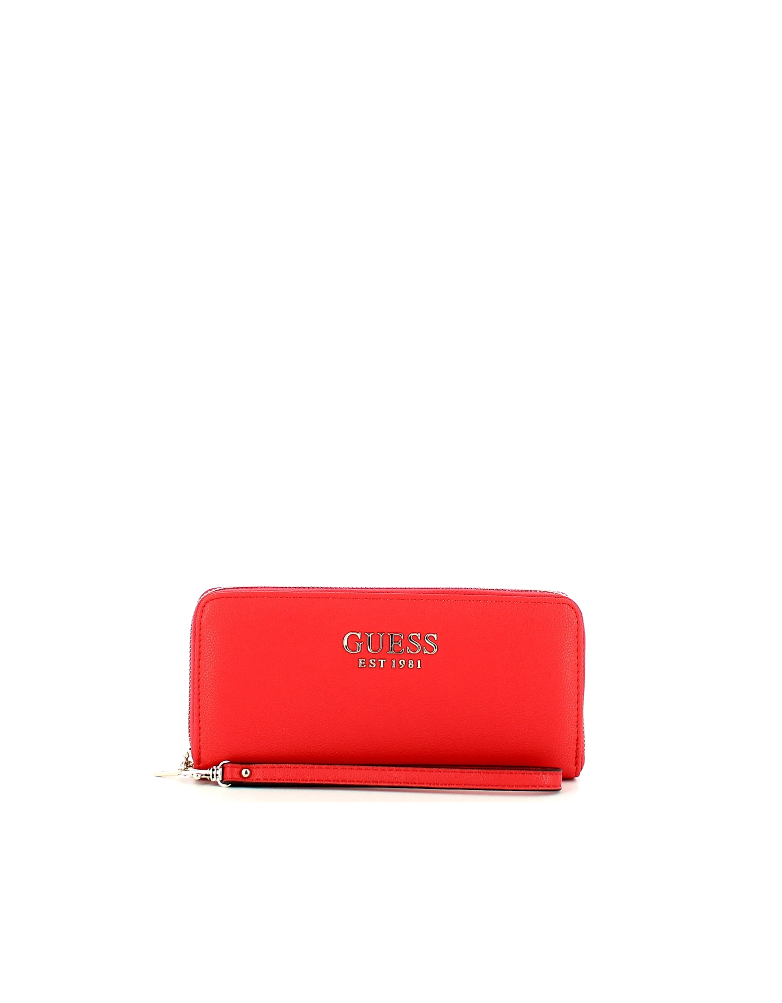 Guess Designer Wallets, Women's Red Wallet