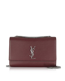 Kate Large Palissandre Leather Shoulder Bag - Saint Laurent