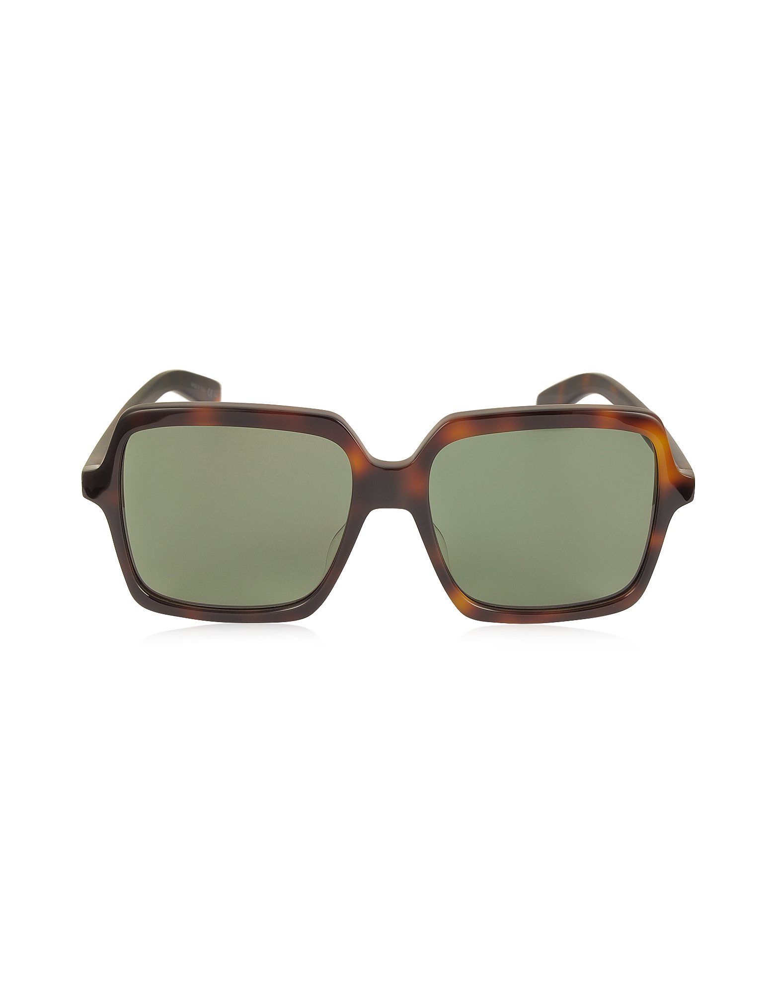 Saint Laurent Sunglasses, SL 174 Acetate Square-Frame Women's Sunglasses