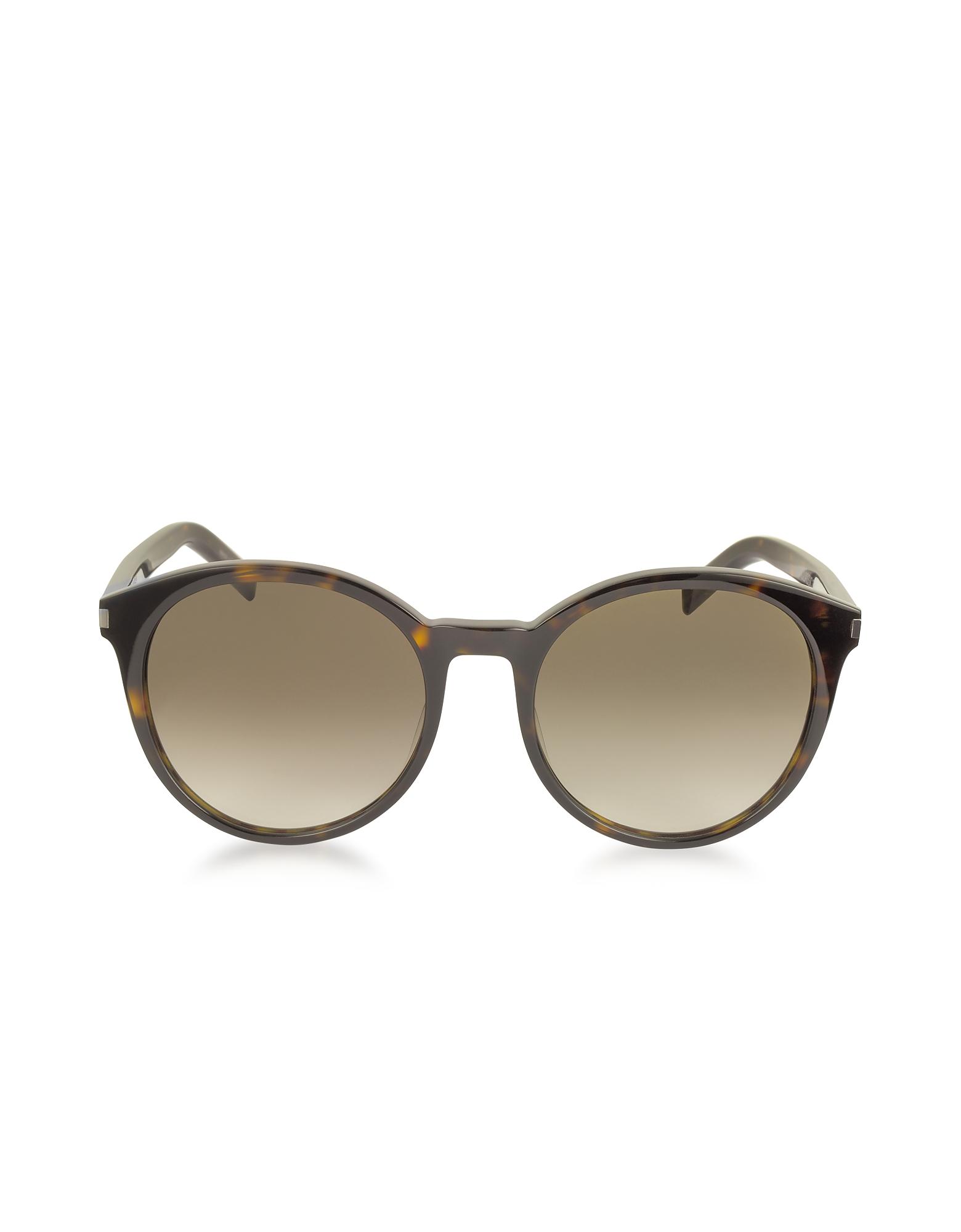 Фото Classic 6 Acetate Round-Frame Women's Sunglasses. Купить с доставкой