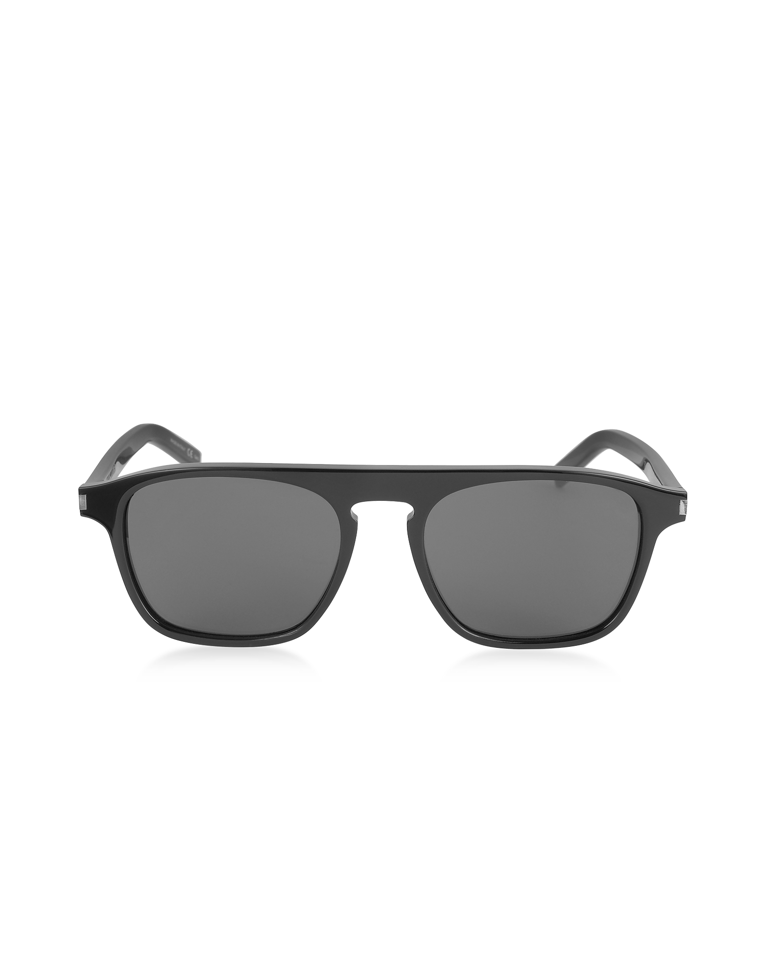 Saint Laurent Sunglasses, SL 158 Acetate Rectangle Frame Men's Sunglasses