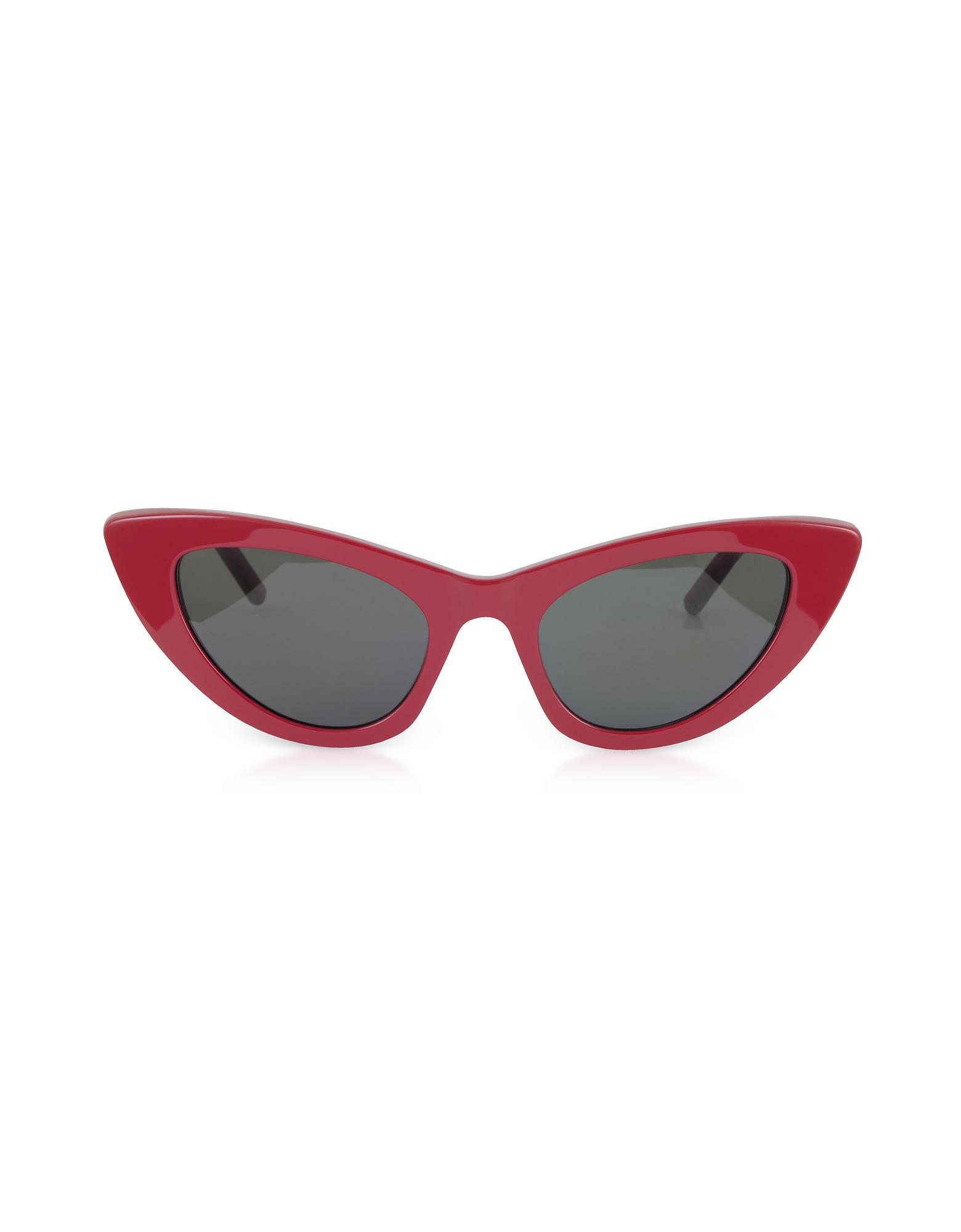 Saint Laurent Sunglasses, 213 LILY Cat-Eye Sunglasses