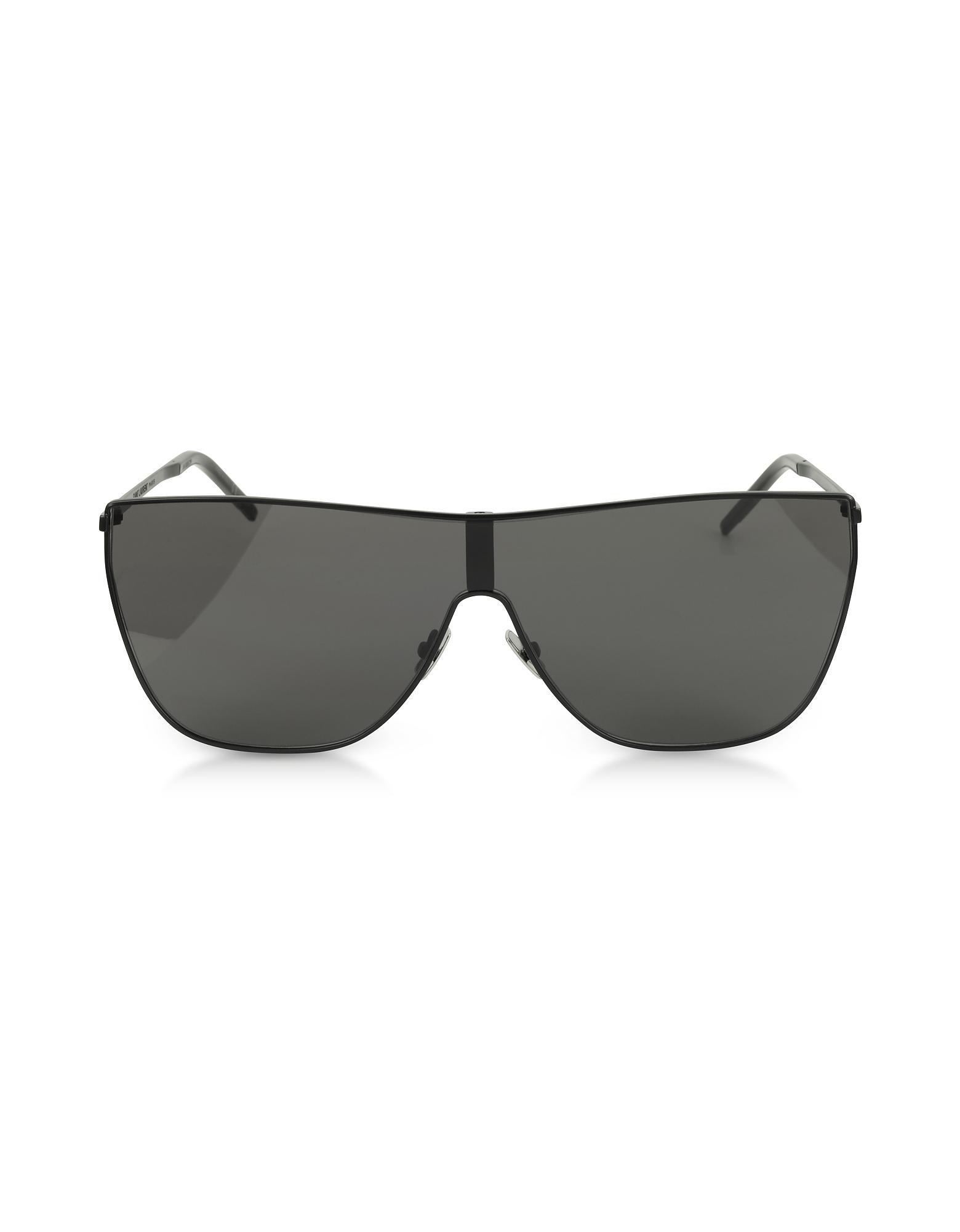 SL1 MASK Metal Frame Men's Sunglasses