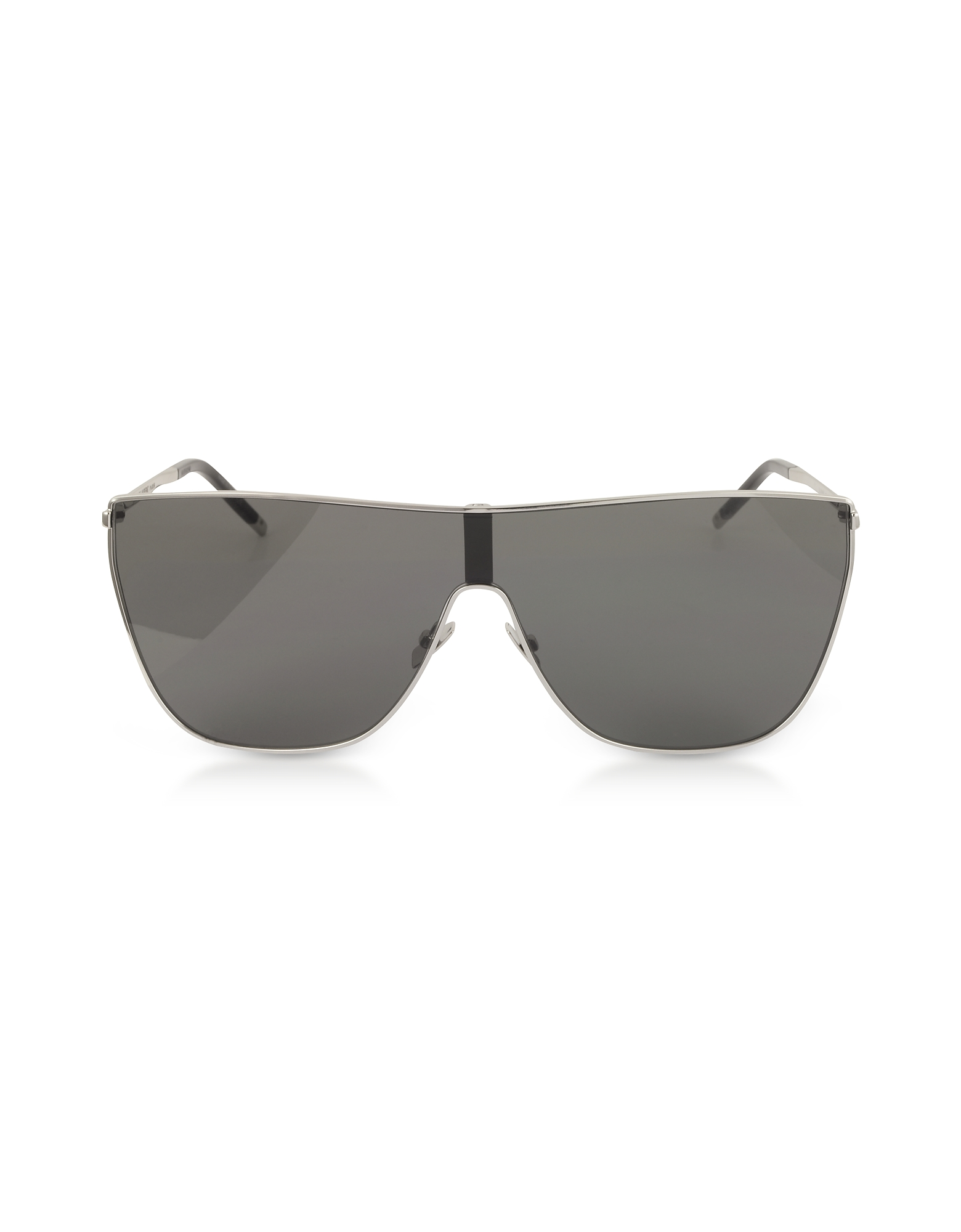 Saint Laurent Designer Sunglasses, SL1 MASK Metal Frame Men's Sunglasses