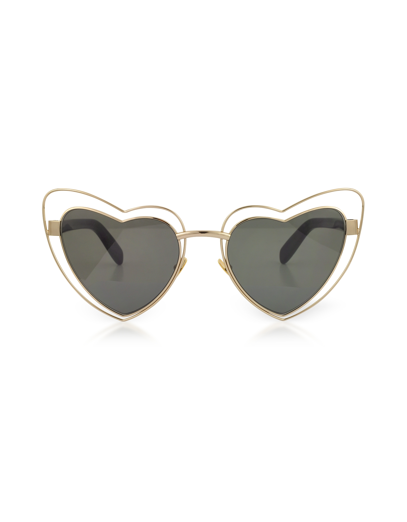 Saint Laurent Sunglasses, SL 197 Louluo Heart Metal Women's Sunglasses