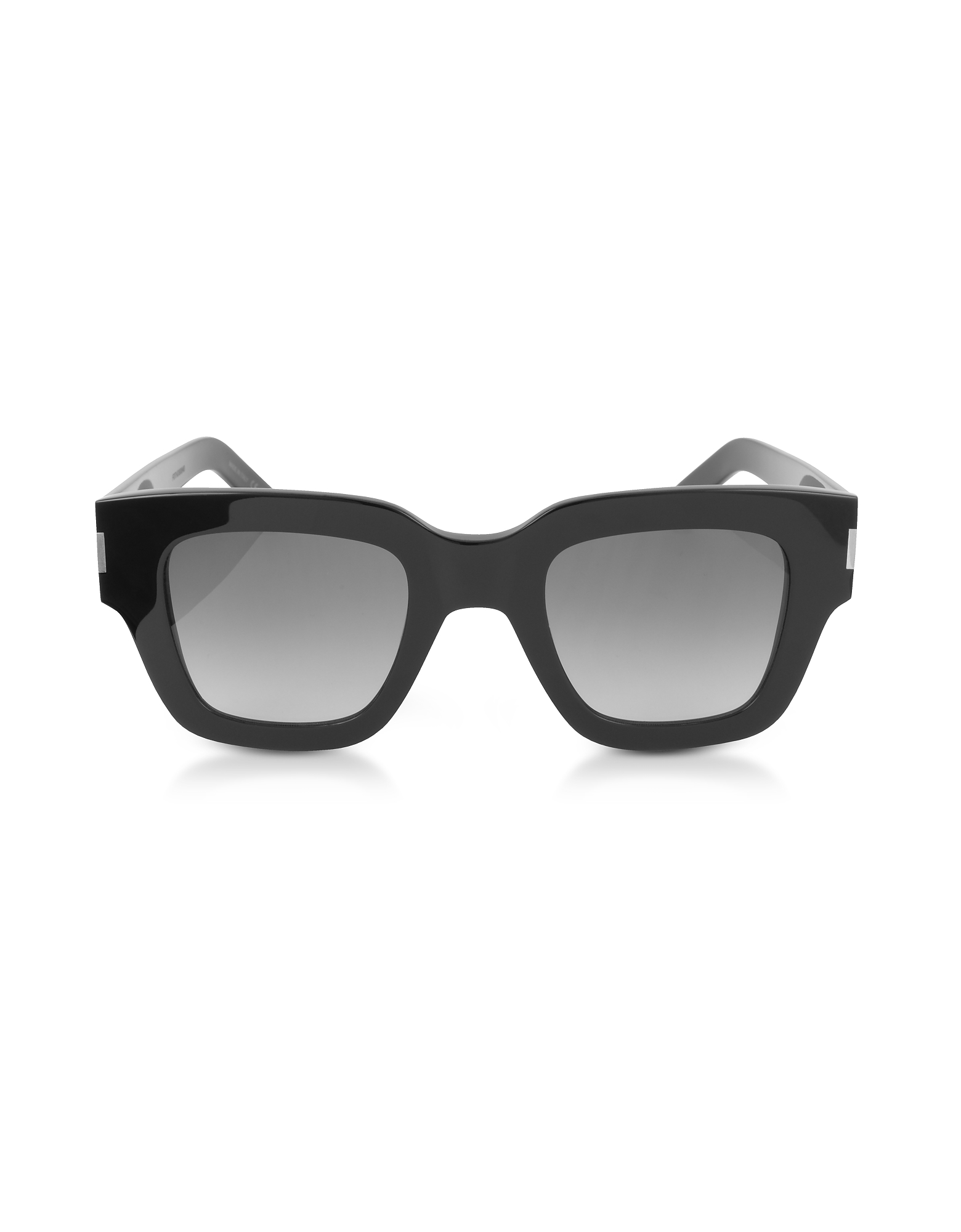 Saint Laurent Designer Sunglasses, SL 184 SLIM Squared Acetate Sunglasses