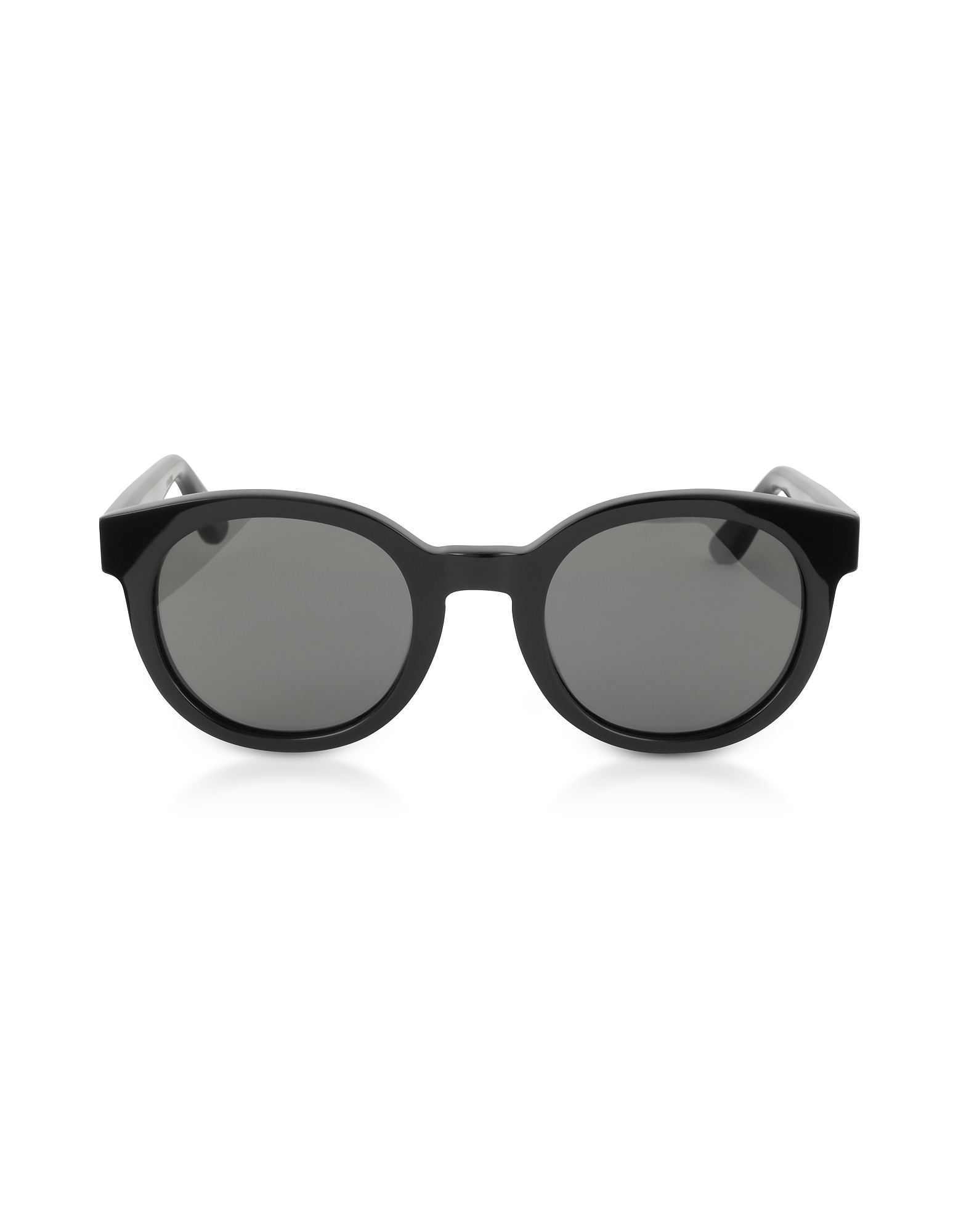 Saint Laurent Sunglasses, SL M15 001 Round Frame Acetate Sunglasses