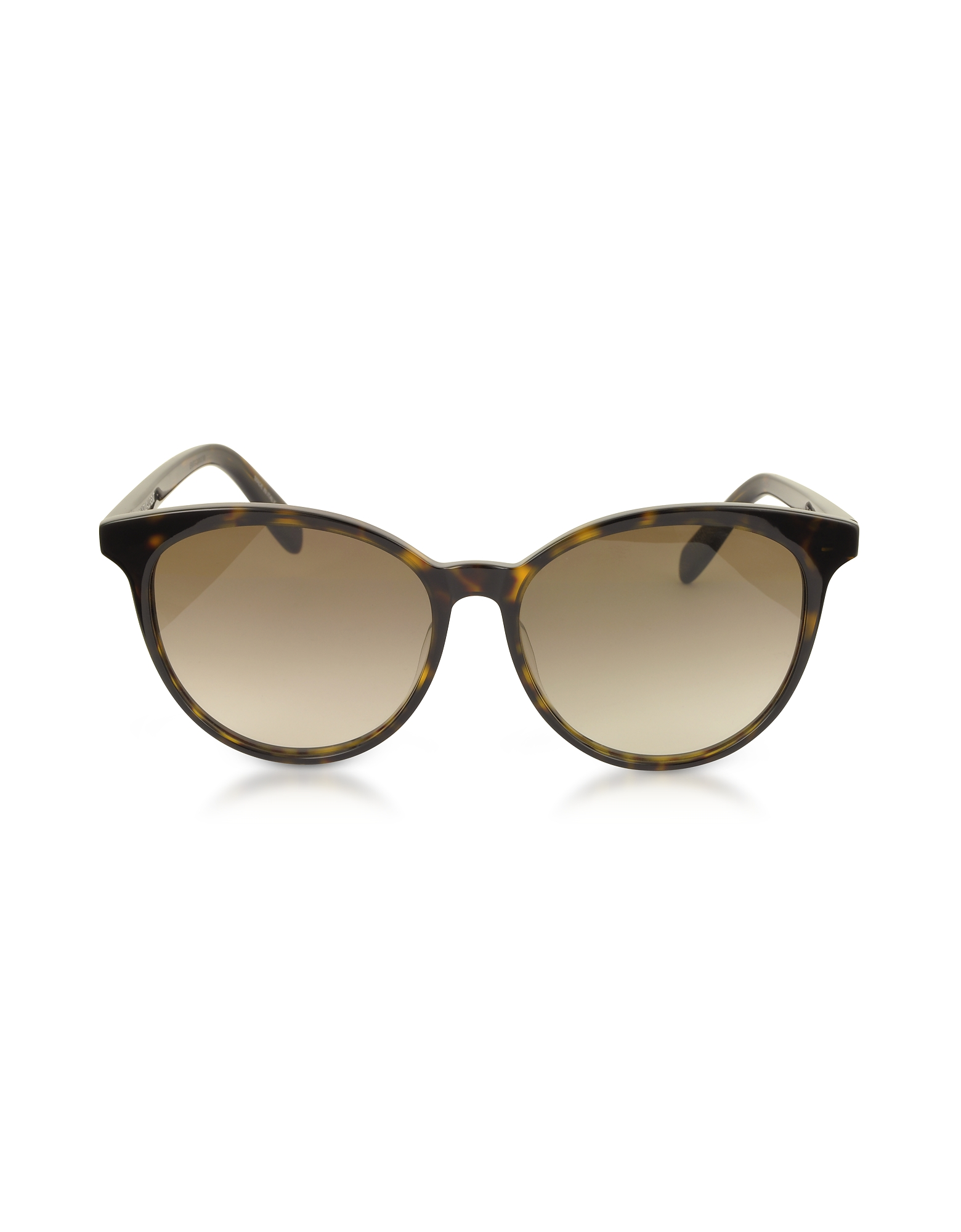Saint Laurent Designer Sunglasses, SL204 K Acetate Oval Frame Women Sunglasses