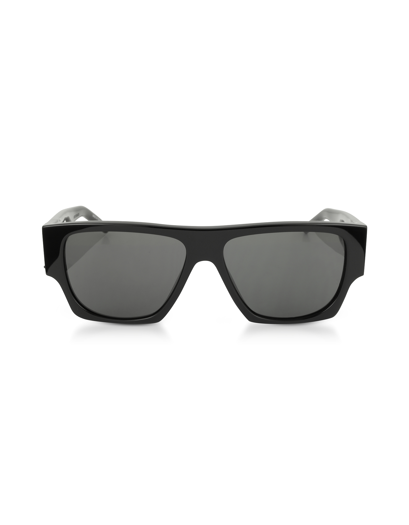 Saint Laurent Designer Sunglasses, SL M17 Rectangle Frame Acetate Men's Sunglasses