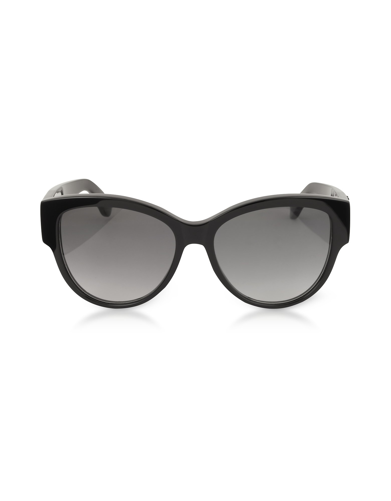 Saint Laurent Designer Sunglasses, SL M3 Round Black Acetate Frame Women's Sunglasses