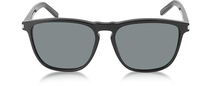 SL 27 807HD Black Women's Sunglasses - Saint Laurent