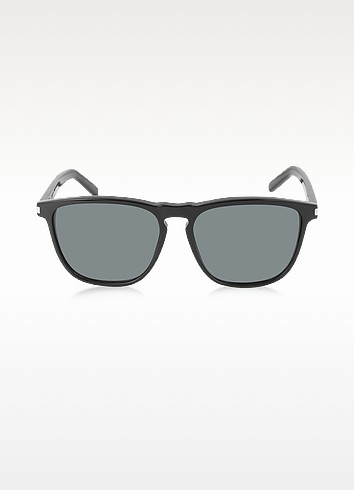 SL 27 807HD Black Women's Sunglasses - Saint Laurent