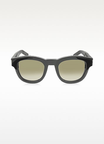 BOLD 2 807HA Black Acetate Women's Sunglasses - Saint Laurent