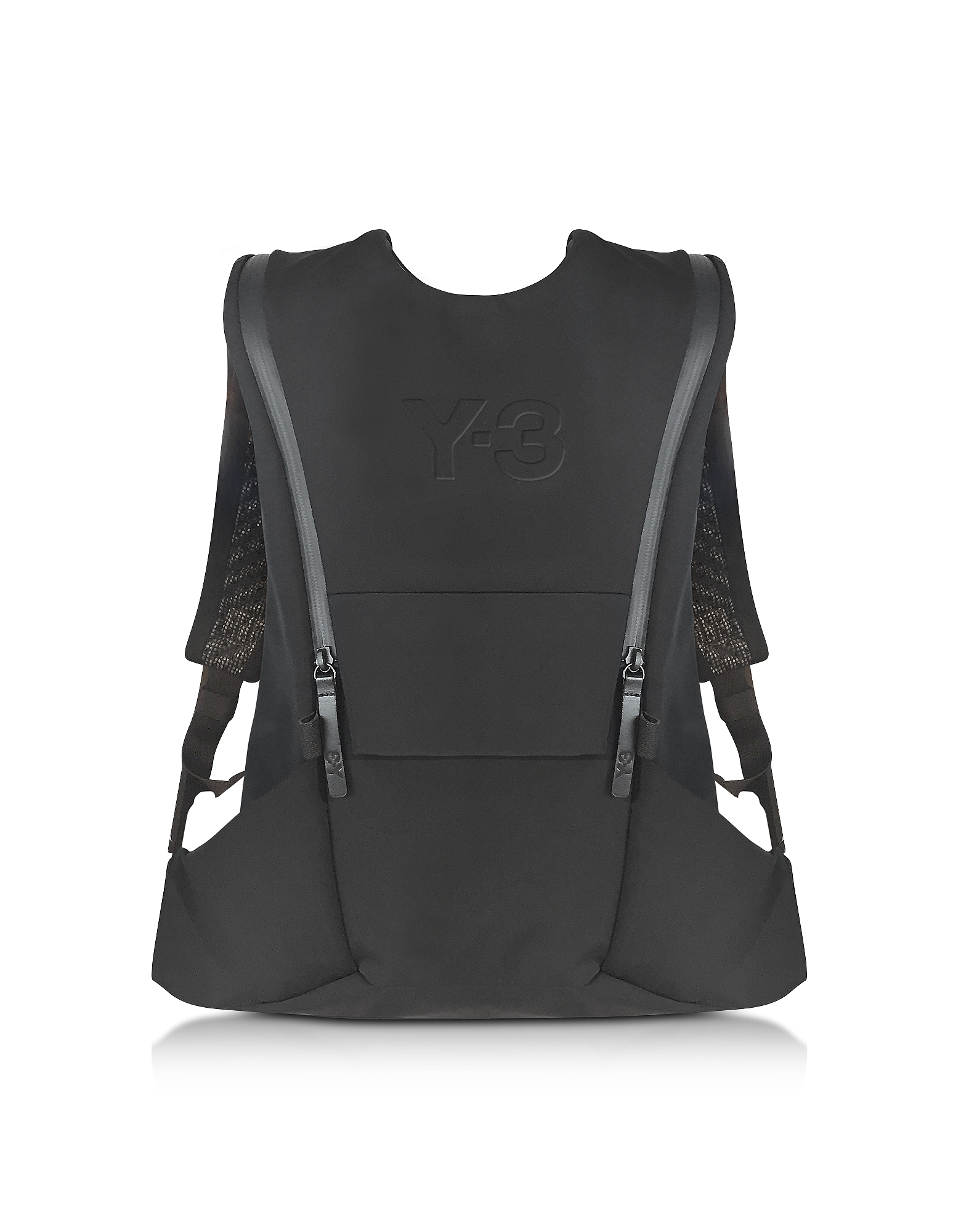 Y-3 Backpacks, Black Y-3 Ultra Run Backpack