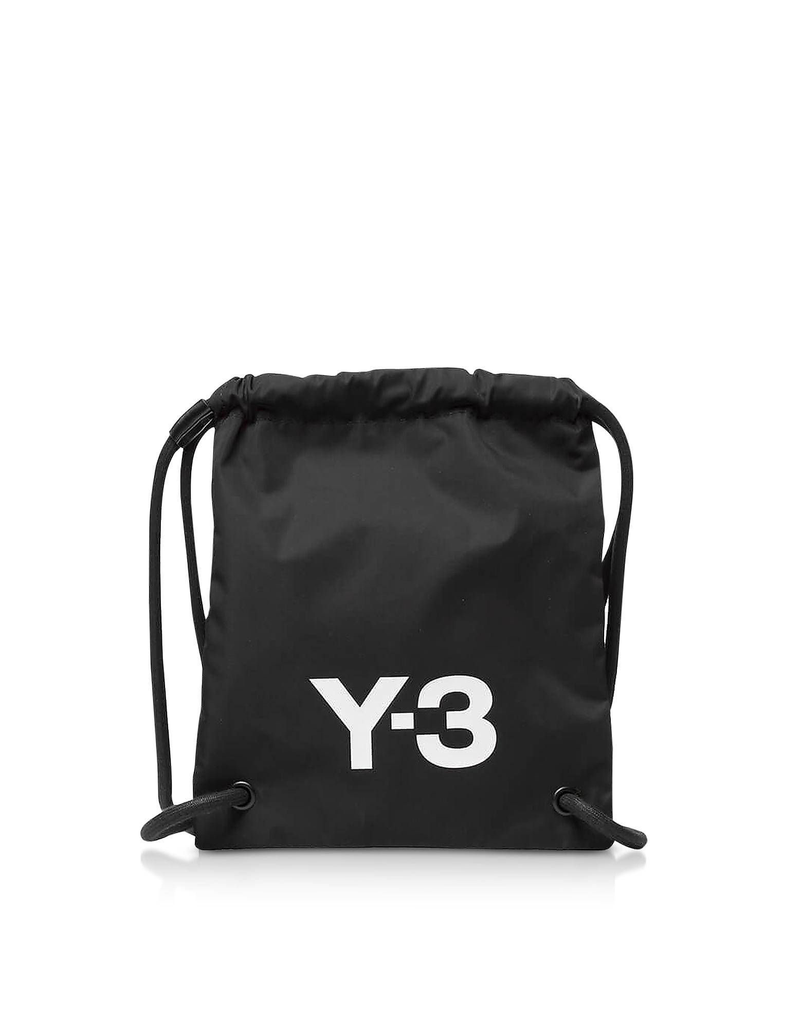 Y-3 Backpacks, Signature Mini Gym Bag