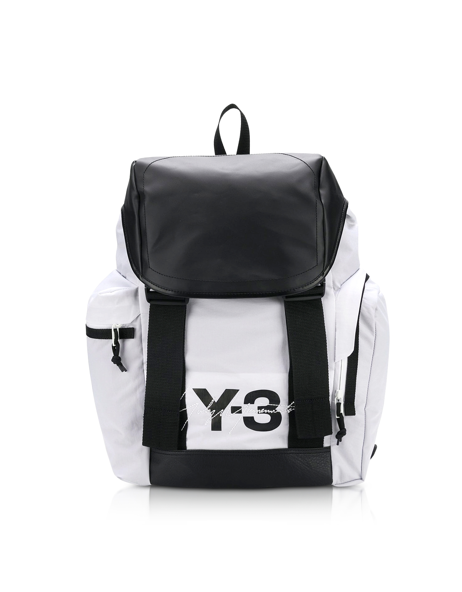 Y-3 Backpacks, Mobility Color-Block Backpack