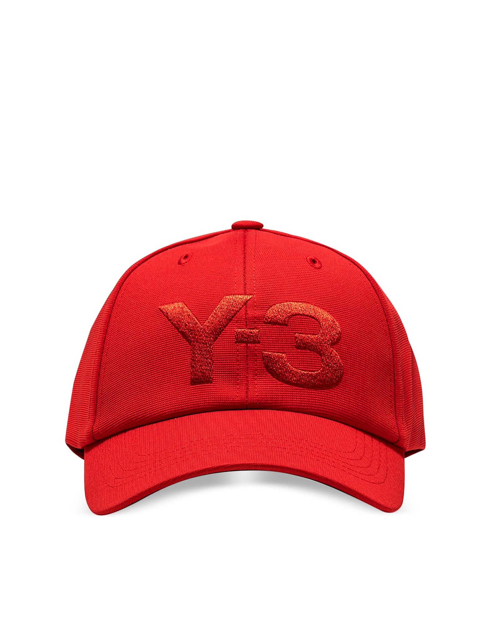 Y-3 Designer Men's Hats, Yohred Y-3 Logo Cap