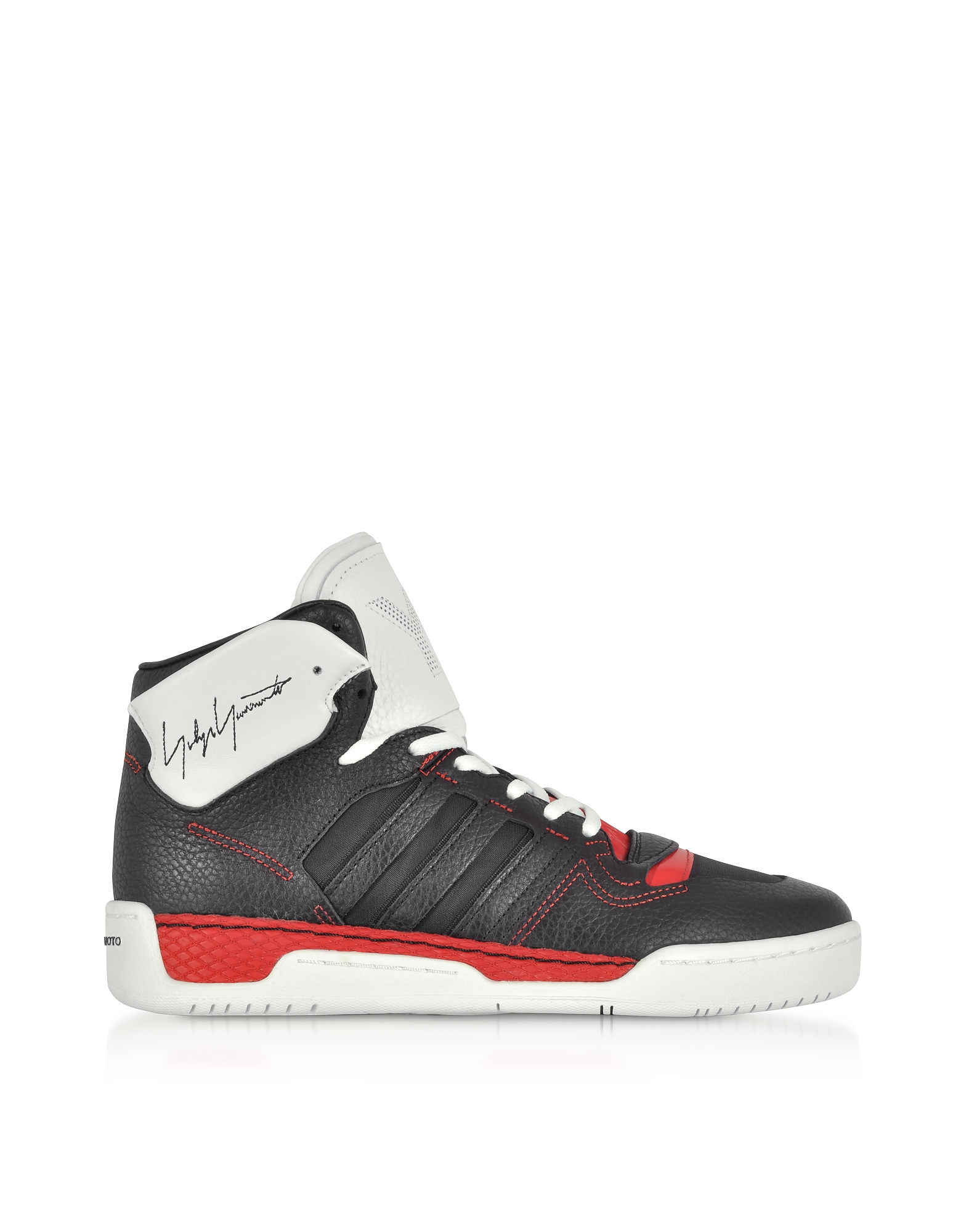 Y-3 Hayworth Leather Sneakers