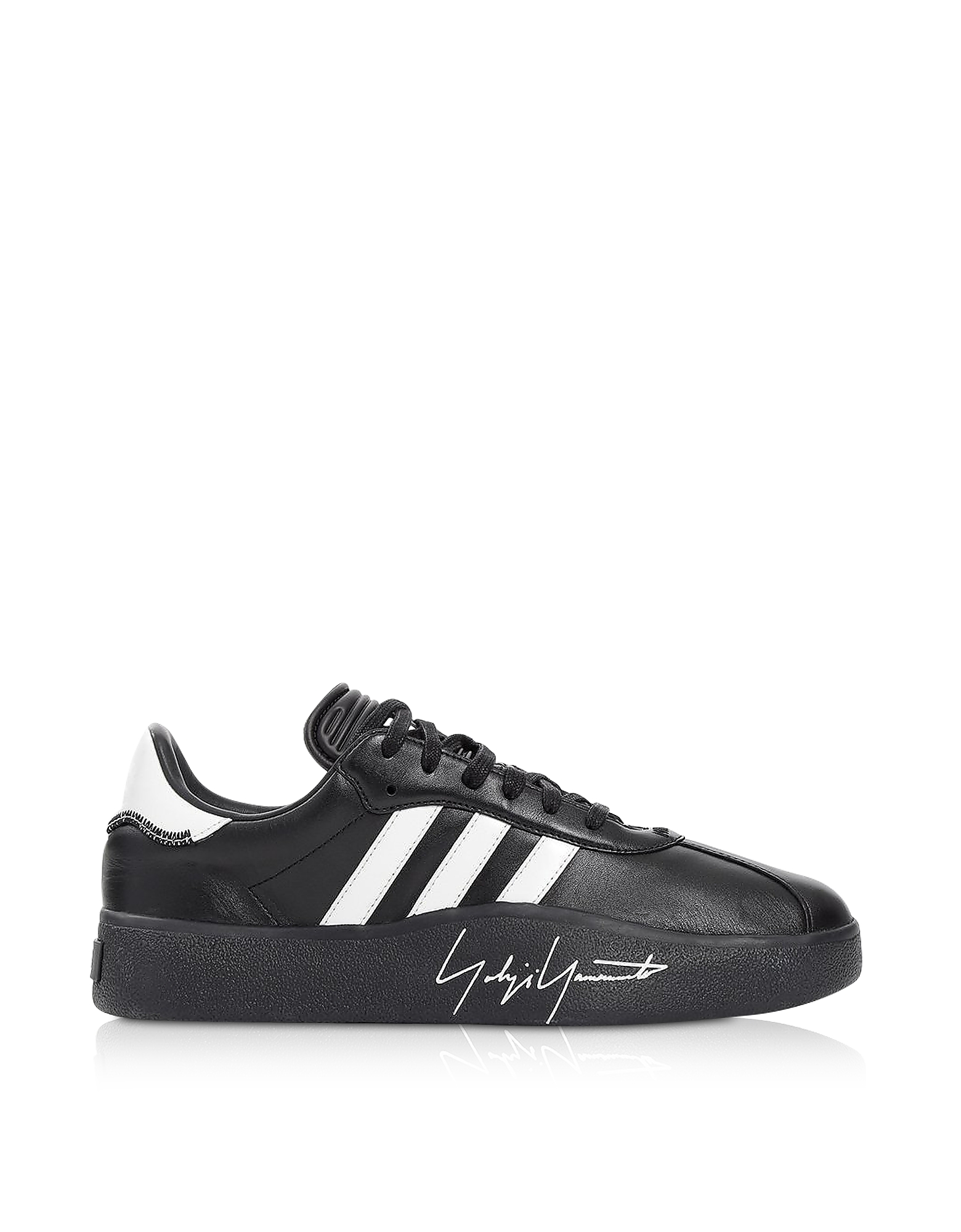 Y-3 Tangutsu Football Sneakers, Black