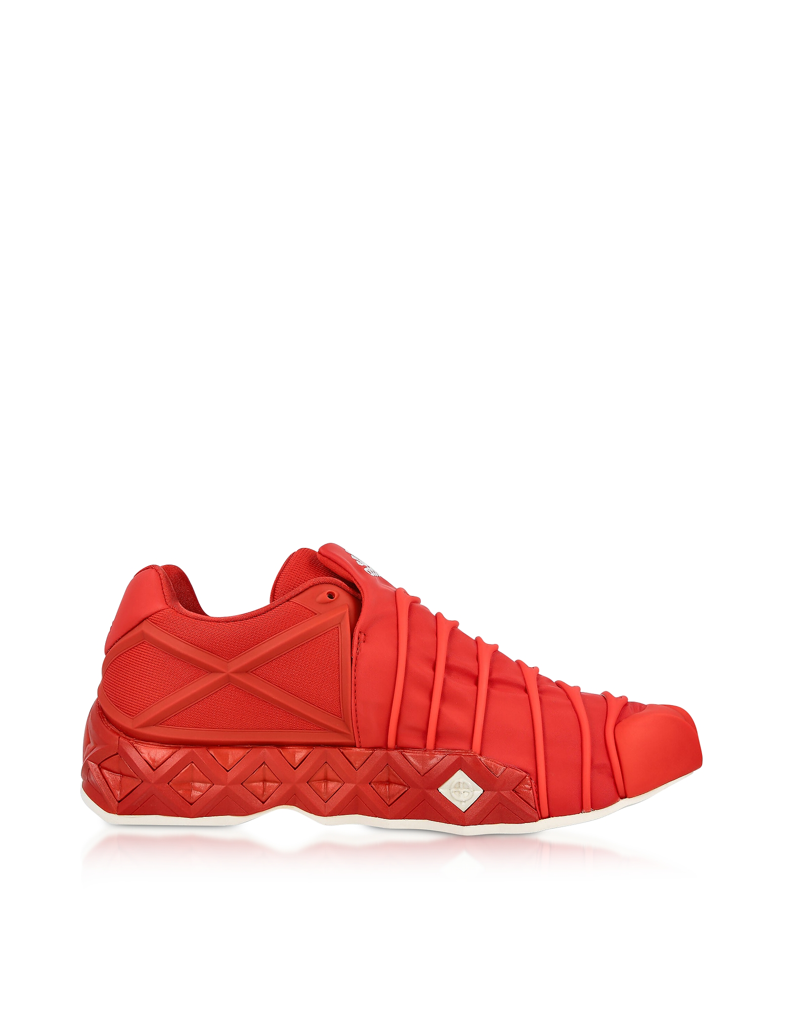 Y-3 Yohred Yuuto Sneakers, Red