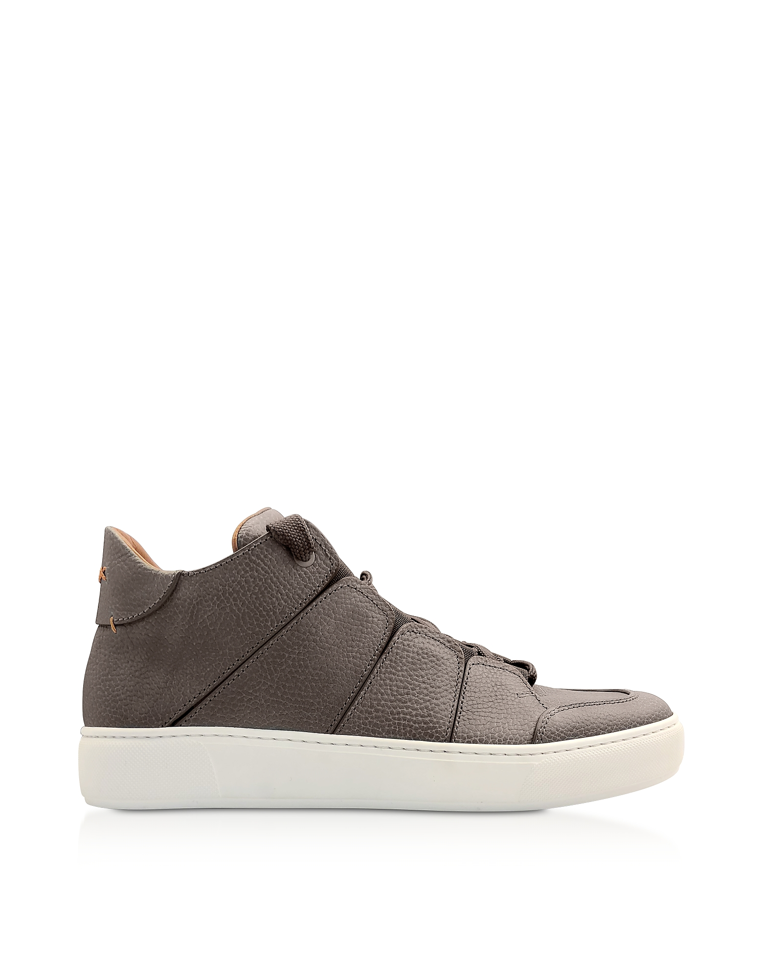 Leather Tiziano High-Top Sneakers