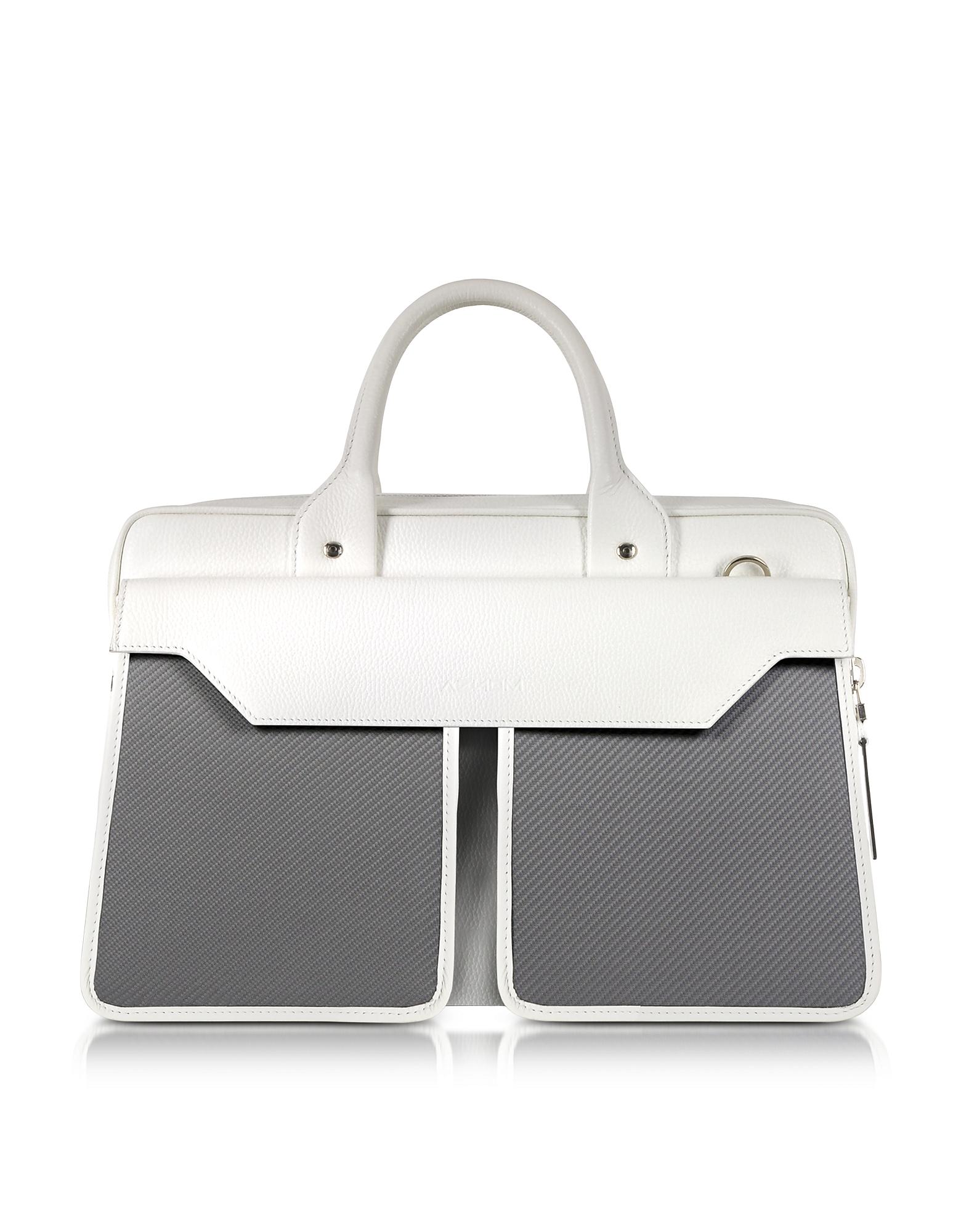 Aznom Briefcases, Tre Tasche Large Tote