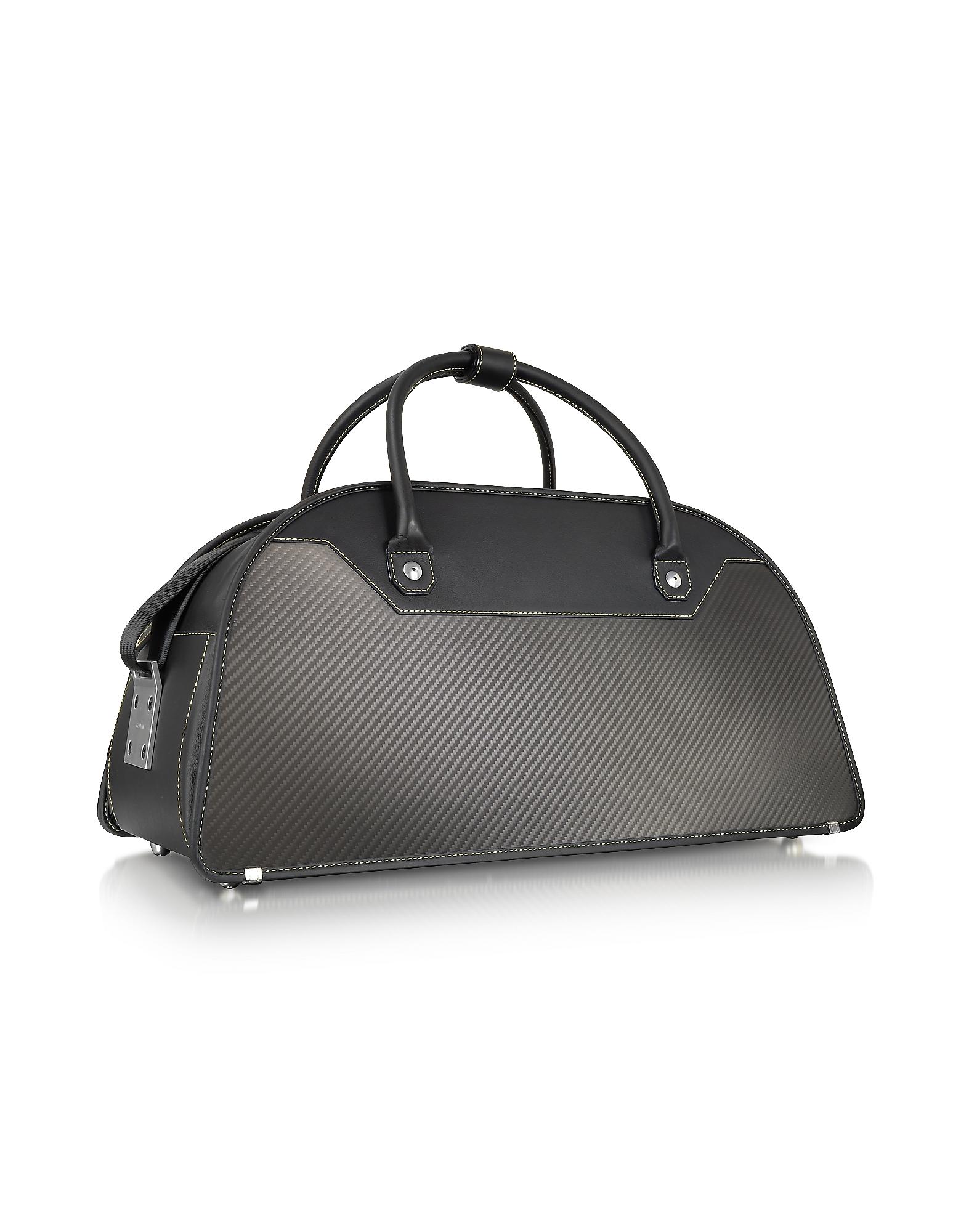 Aznom Travel Bags, Carbon Business - Carbon Fiber Weekender Bag
