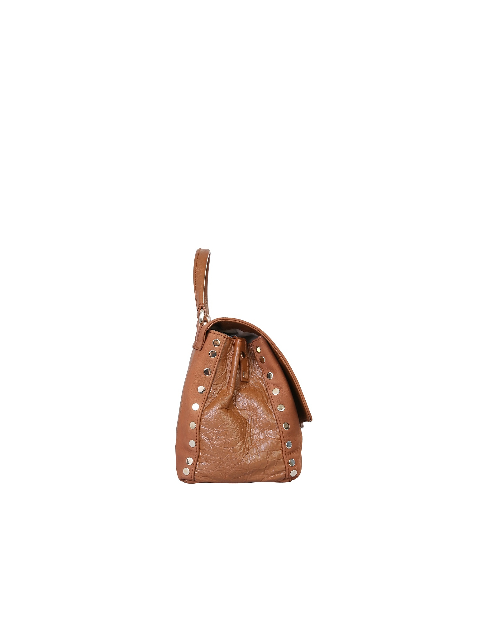 Zanellato Designer Handbags, Small Postina Bag
