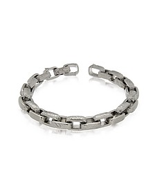 Zo-Chain Stainless Steel Link Bracelet - Zoppini