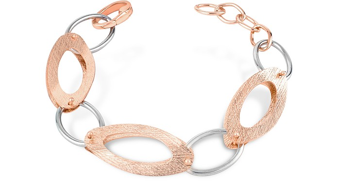 Bronze Collection - Oval Link Bracelet - Zoppini