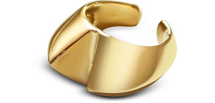 Golden Brass Ring - Giuseppe Zanotti