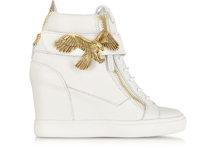 Crock Rock High-top Wedge Sneaker - Giuseppe Zanotti