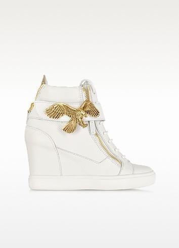 Crock Rock High-top Wedge Sneaker - Giuseppe Zanotti