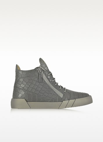 The Shark 5.0 High Top Sneaker - Giuseppe Zanotti