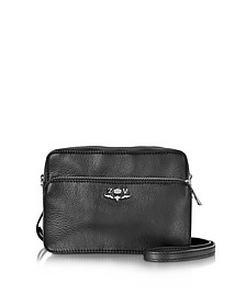 Quilted Leather Boxy XL Zip Crossbody Bag - Zadig & Voltaire