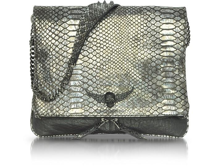 Rock XL Deluxe Clutch/Shoulder Bag - Zadig & Voltaire