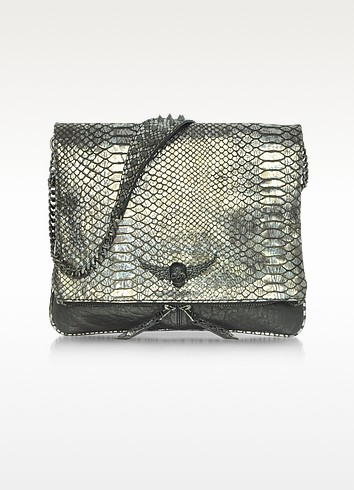 Rock XL Deluxe Clutch/Shoulder Bag - Zadig & Voltaire