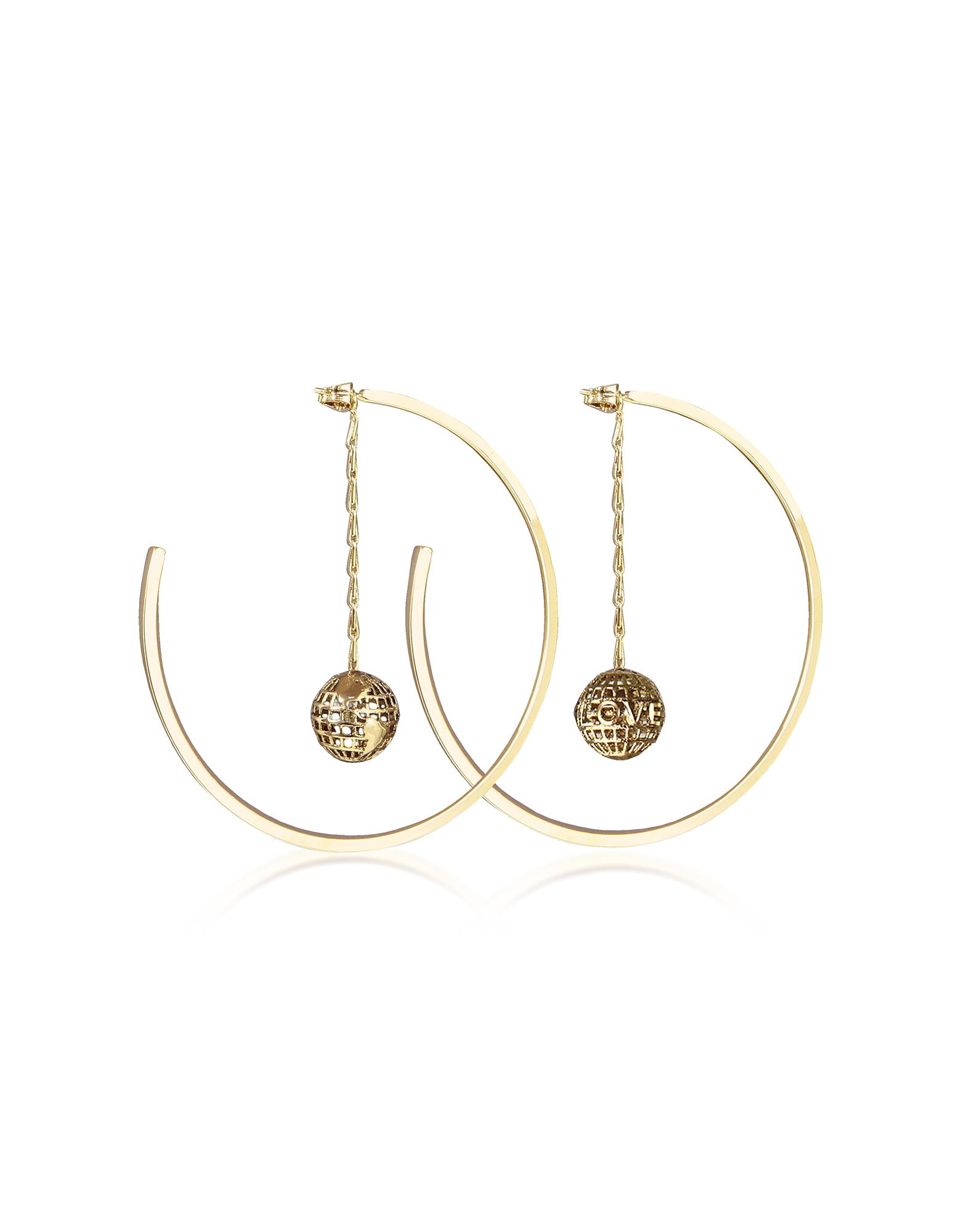 Forzieri coupon: Maissa  Earrings Blin Blin Earrings