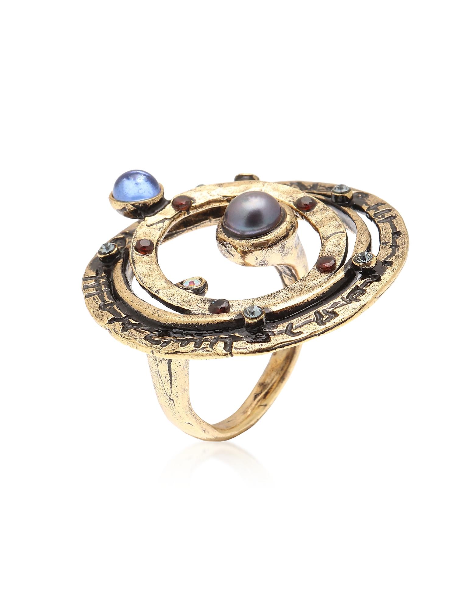 Forzieri coupon: Alcozer & J  Rings Galaxy Ring